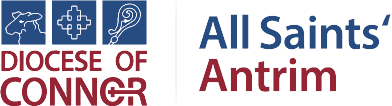 Logo for All-Saints Parish Antrim